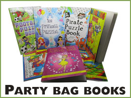 Party bag books