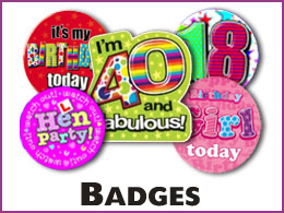 Wholesale Badges