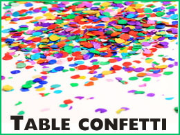 Wholesale Table confetti
