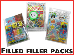 Party bag filler packs