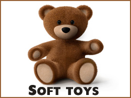 Wholesale soft toys