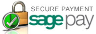 Secure payments with Sage Pay