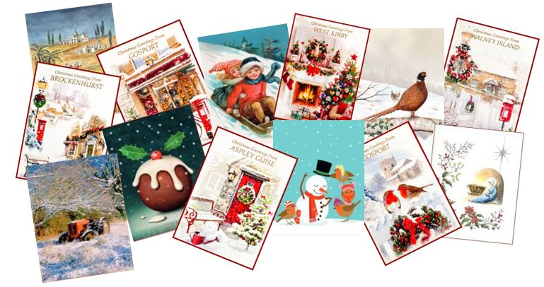 Wholesale town cards