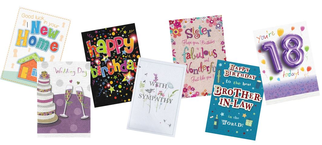 We Also Stock An Extensive Range Of Wholesale Code 50 And 75 Christmas Counter Cards From A Publishers As Well Boxes